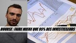 Débutant en BOURSE : LA MEILLEURE technique pour investir !