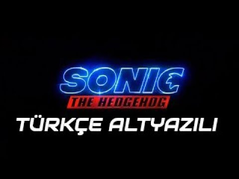 Sonic The Hedgehog Fragmanı Türkçe Altyazılı