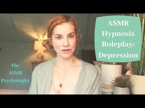 ASMR Hypnosis: Depression *REAL HYPNOTHERAPIST* - Whispered British Accent