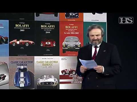 Adolfo Orsi explains the analysis behind the new Classic Car Auction Yearbook 2017-2018 edition