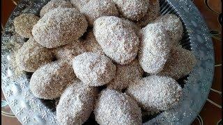 Пирожное картошка из бисквита со сгущенкой!EDILKA. Домашняя кухня - рецепты на каждый день.