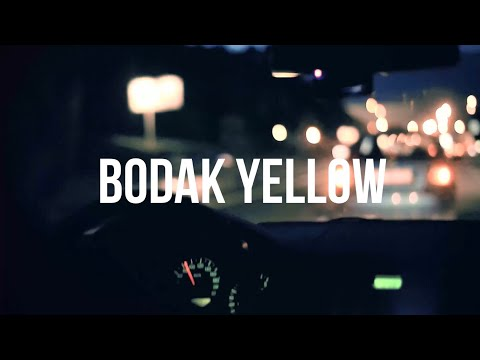 Cardi b  bodak yellow lyrics