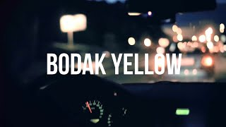 Cardi b - bodak yellow lyrics thumbnail