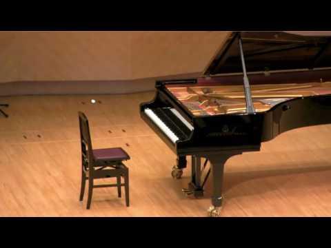 ピティナ・ピアノコンペティション特級セミファイナル2016