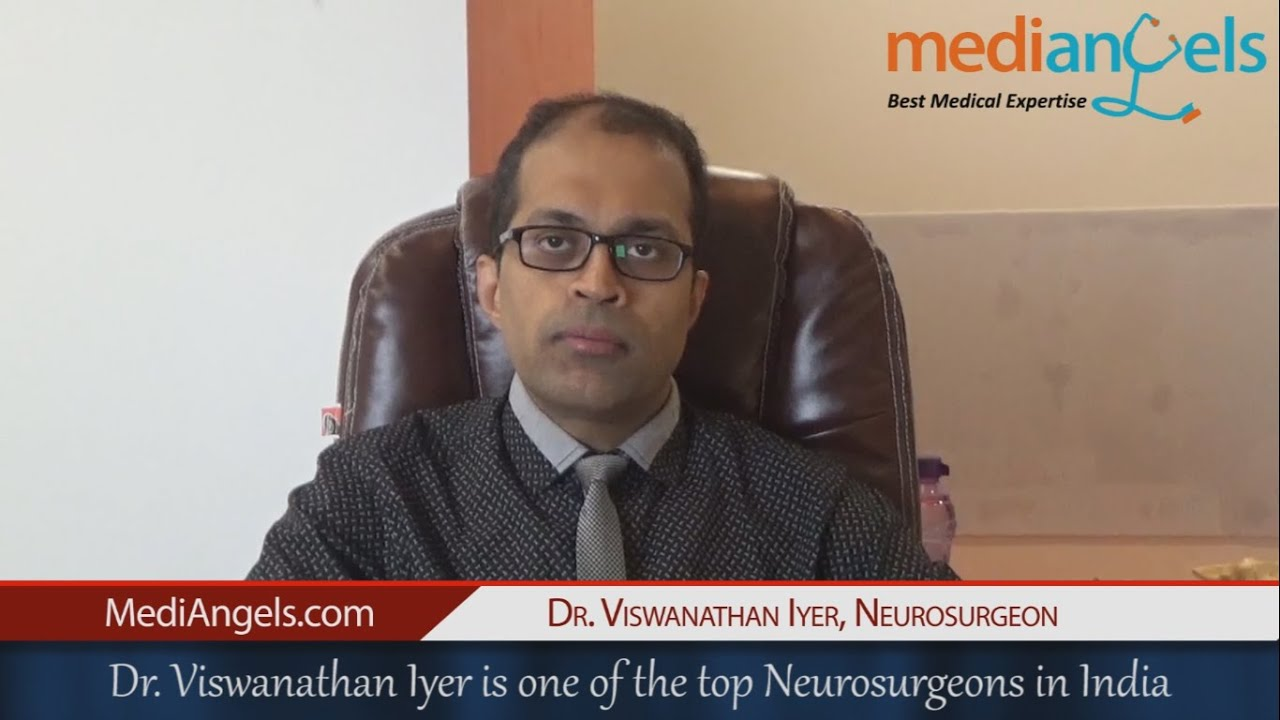 Dr  Viswanathan Iyer | Neurosurgeon | Neurosurgery Second Opinion |  MediAngels com