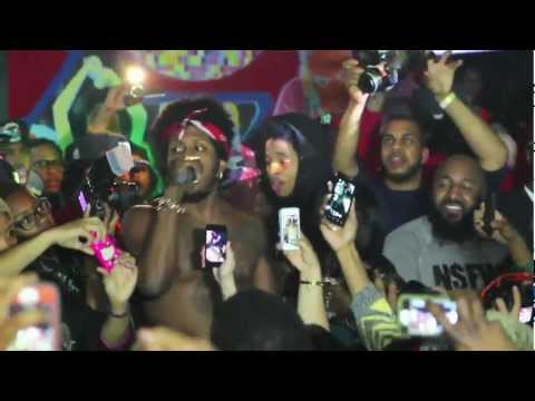 Trinidad James performs at MJQ | Media Mafia