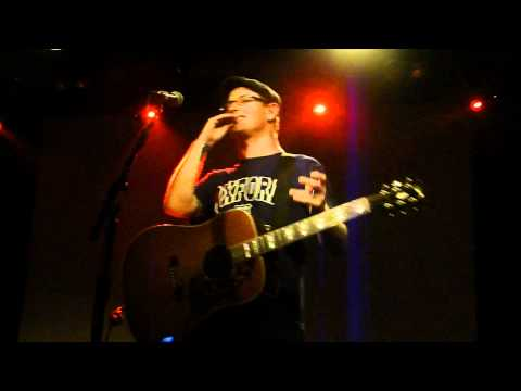 Corey Taylor Book Launch - Acoustic Covers of Various Songs