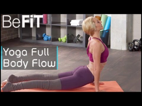 Yoga Full Body Flow Workout- Caitlin Turner