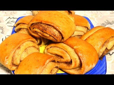 Воздушные булочки с изюмом рецепт с фото на Поварру