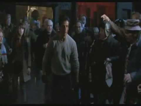 Rocky 5 FINAL FIGHT Street Fight (ENGLISH)