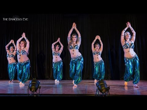 Gold Star Dance Company at Tribal Revolution 2016
