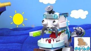 Лего Миксели Мультик 8 Серия. Medix Max. Lego Mixels Series 8. Игрушки для Мальчиков