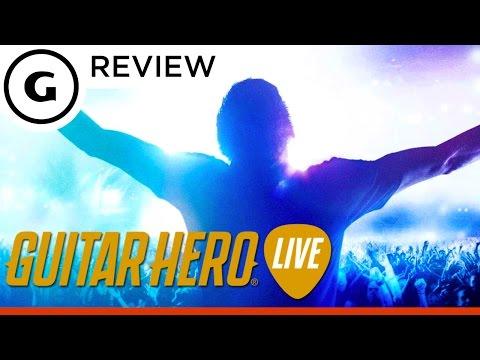 Guitar Hero Live - Review