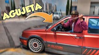 4 TRUCOS LIFE HACKS EN TU COCHE | PANCHO RU JETTA MK3