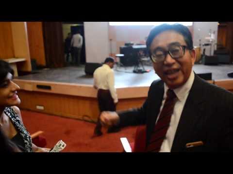 Mr.Takema Sakamoto of JICA talks about THE JAPAN FESTIVAL 2017,INDIA