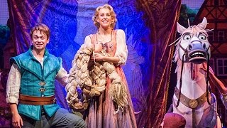 """When She Returns"" new song debut - Tangled: The Musical on Disney Cruise Line Disney Magic"