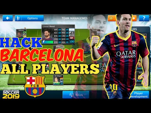 How to Hack Barcelona in Dream League  Soccer , Import Barcelona in DLS 19 , 2019 Dls hack