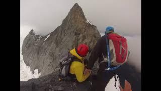 Climbing Mount Eiger