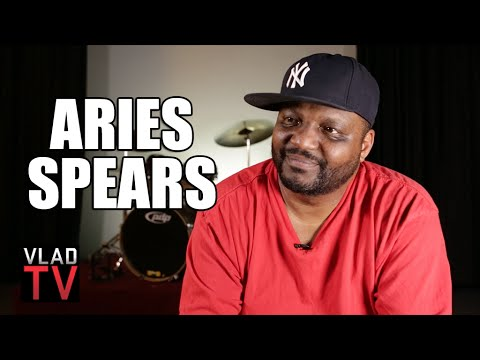 Aries Spears: Historically White People Have Been More Dangerous than Blacks
