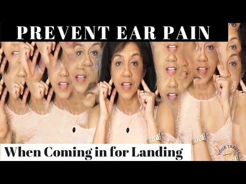 How To Prevent Ear Pain During Flight Landing