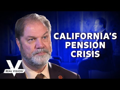 California's Pension Fund Trainwreck (w/ Senator John Moorlach)