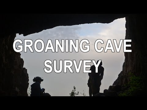 Groaning Cave Survey