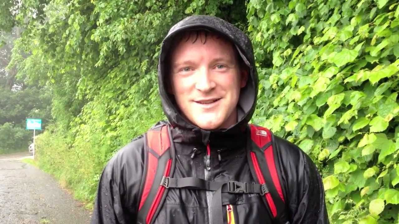 Karrimor Elite Alpiniste Event Jacket Review Youtube