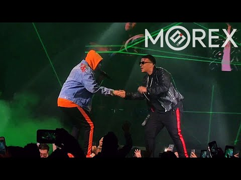 Download Youtube: Daddy Yankee - Vuelve (ft Bad Bunny)(Latino Mix Live! (En Vivo) at American Airlines 2017 - Dallas)