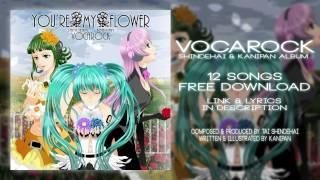 VOCAROCK GUMI - 01 Mirroring Heart (Jan, narcissus)