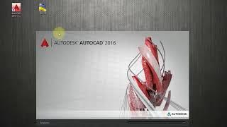 1. Запуск и стартовое окно (AutoCad)
