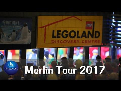 Legoland Discovery Centre Oberhausen - Merlin Tour 2017 - inkl. LEGO® Batman™