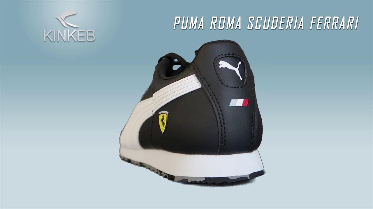 PUMA Roma Ripstop & Suede SKU:8676287