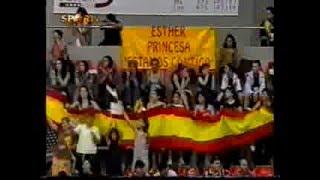 2000 RG Europeans Zaragoza Team