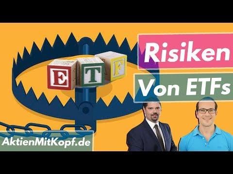 Die RISIKEN von ETFs - Was ist an der Kritik dran?