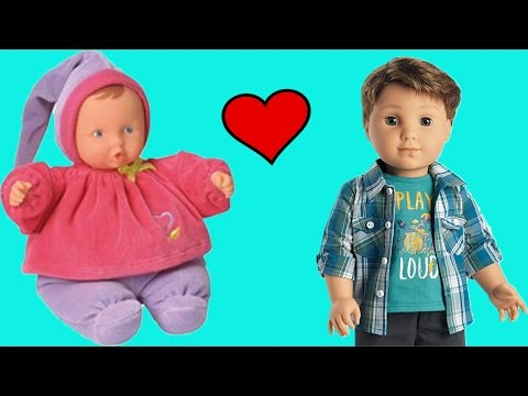 Online Brand New American Girl Boy Doll Logan Everett Review Unboxing Released 2017 - American Girl