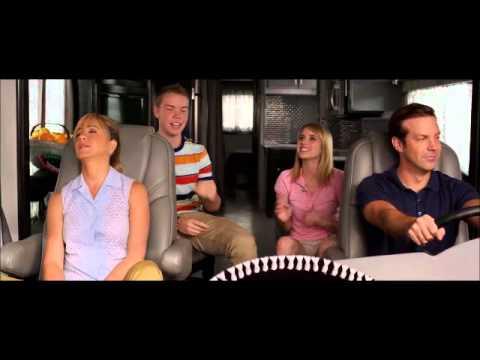 We're the Millers Kenny singing Waterfalls!