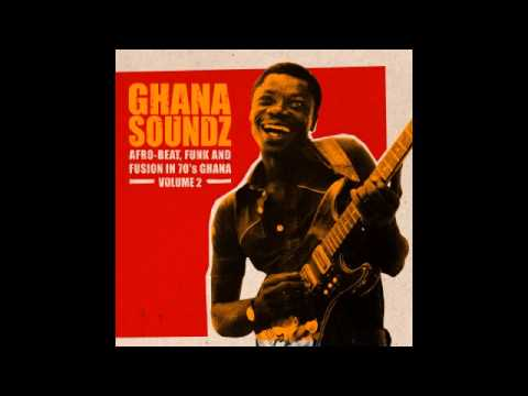 The Ogyatanaa Show Band - Disco Africa (Ghana Soundz vol 2)