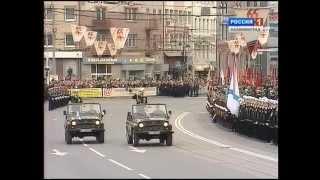 Парад Победы 09.05.2010 Калининград (полное видео)