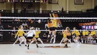 Oregon State Volleyball: Taraflex Floor
