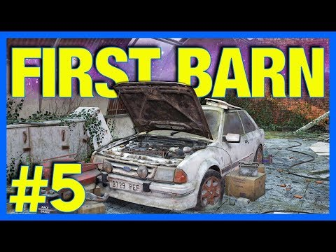 Forza Horizon 4 Let's Play : Barn Find Hunting!! (Part 5)