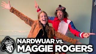 Nardwuar vs. Maggie Rogers