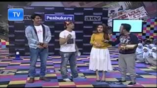 Pengakuan Shaheer Sheikh dan Ayu Ting Ting di Acara Pesbuker ANTV