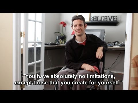 An Inspirational Story of a Paralyzed Video Game Designer