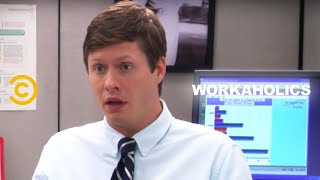 Workaholics - The Temp