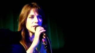 Charlotte Gainsbourg - Le Chat Du Cafe Des Artistes  - Live New York 01-22-2010