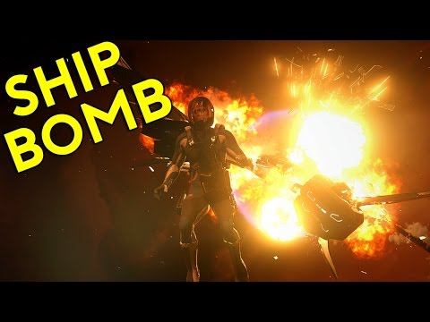 SHIP BOMB | Star Citizen Alpha 2.6.3 | Part 403 (Star Citizen 2017 PC Gameplay)