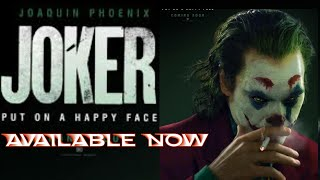 Joker Cenema Out For Hindi Dubbing || Torrent One Touch for Download || 🤡