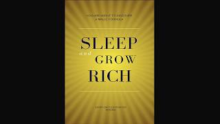 Sleep and Grow Rich - A Magic Formula For Personal Wealth Creation - Use Nightly