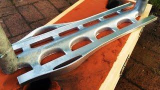 Casting Custom Aluminum Drawer Handles