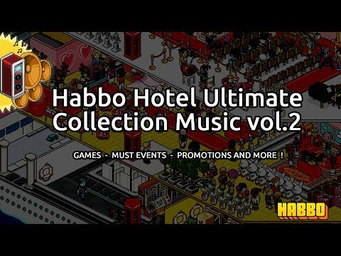 Habbo Hotel Ultimate Collection Music vol. 2